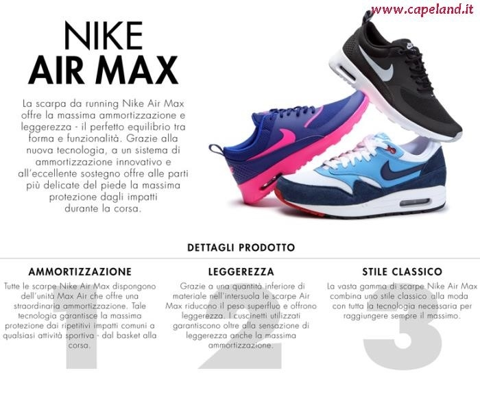 Nike Bianche Alte Amazon